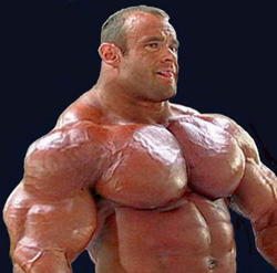 Freaky muscle