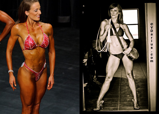 An interview with Kellie Davis - Mother, fitness model and advocate of women's health