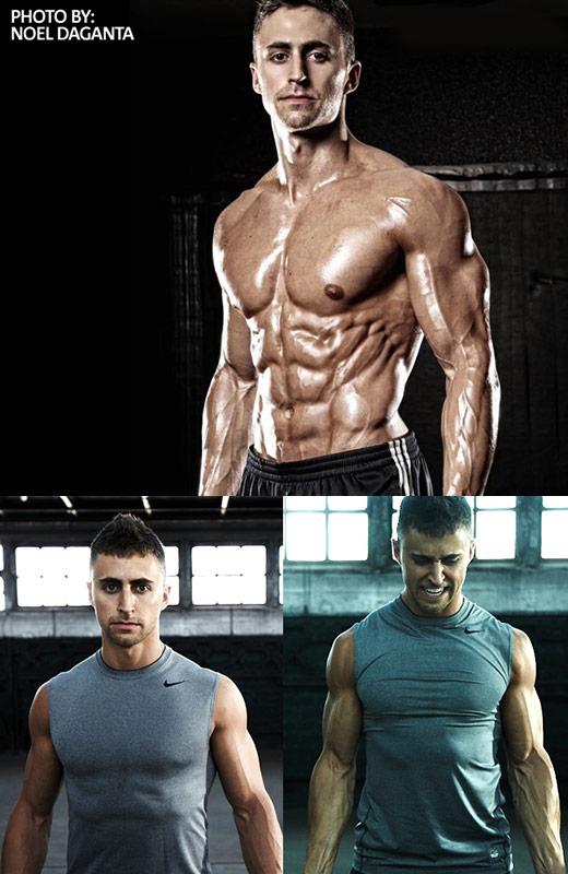 jacoby morgan fitness model