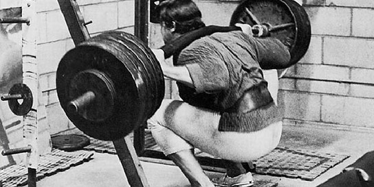 improve your squat arnie