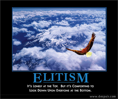 elitism-poster